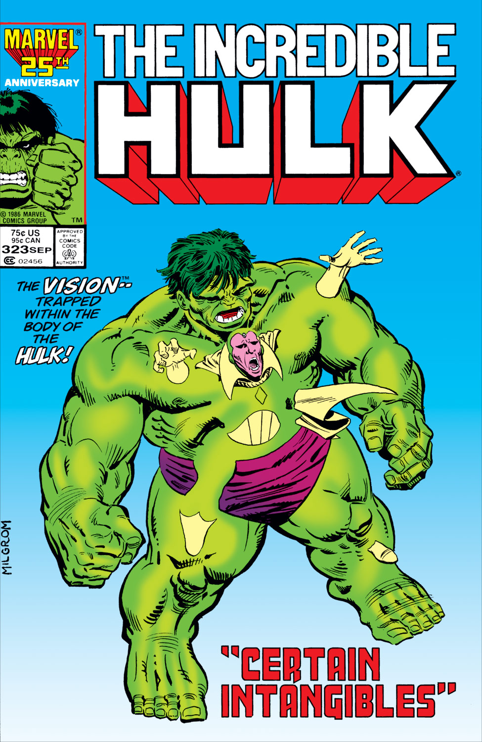 Incredible Hulk (1962) #323