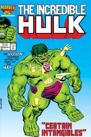 Incredible Hulk (1962) #323
