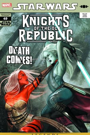 Star Wars: Knights of the Old Republic #49