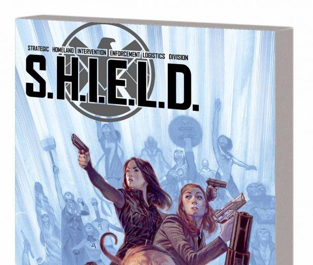 S.H.I.E.L.D. VOL. 1: PERFECT BULLETS TPB