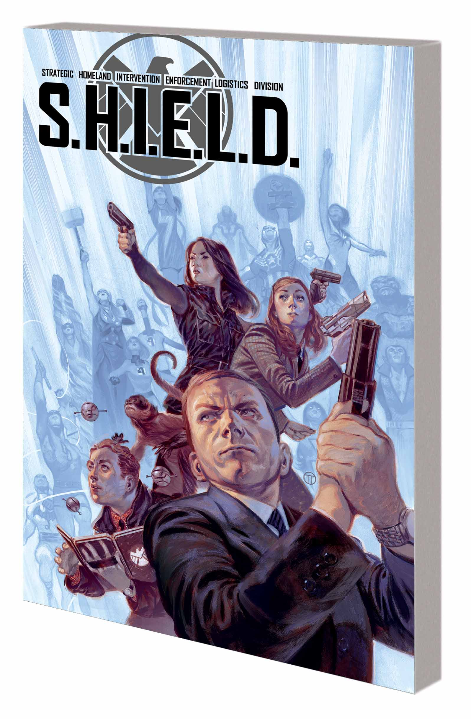 S.H.I.E.L.D. Vol. 1: Perfect Bullets (Trade Paperback)