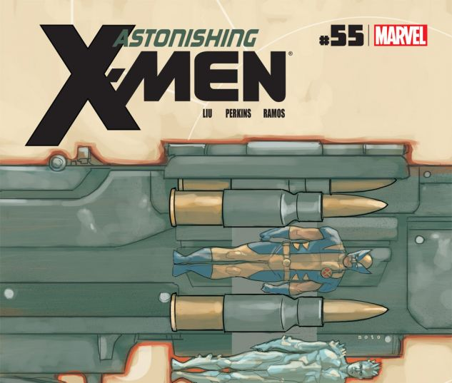 ASTONISHING X-MEN (2004) #55 Cover