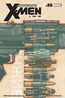 Astonishing X-Men (2004) #55