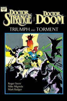 Doctor Strange & Doctor Doom: Triumph and Torment #0