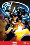 New Avengers (2013) #17