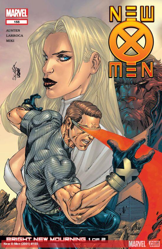 New X-Men (2001) #155
