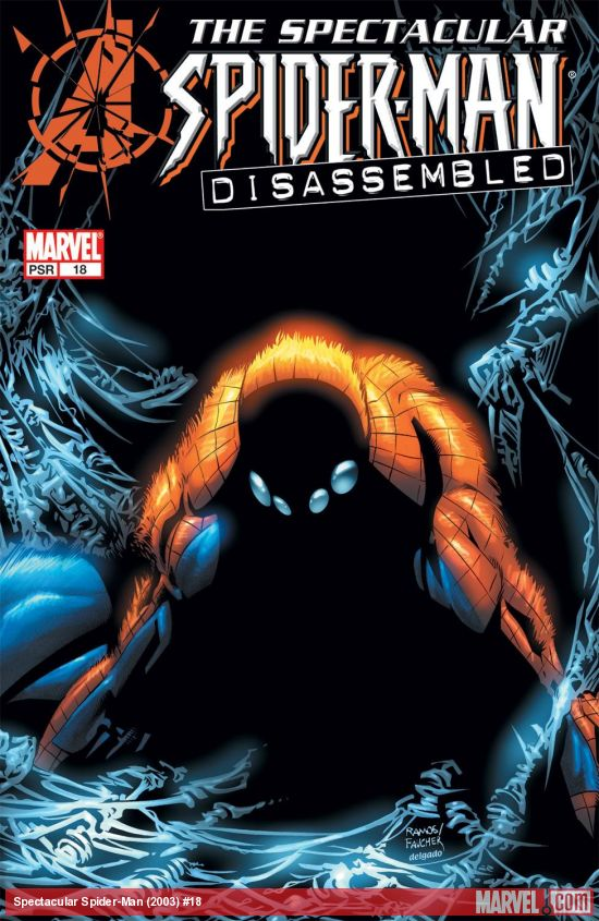 Spectacular Spider-Man (2003) #18
