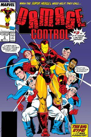 Damage Control (1989) #3