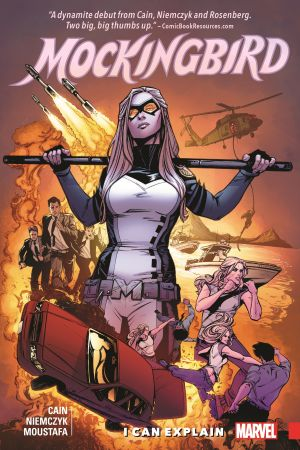 Mockingbird Vol. 1: I Can Explain (Trade Paperback)