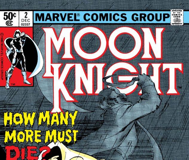 Moon Knight (1980) #2
