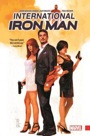 International Iron Man Premiere (Hardcover)