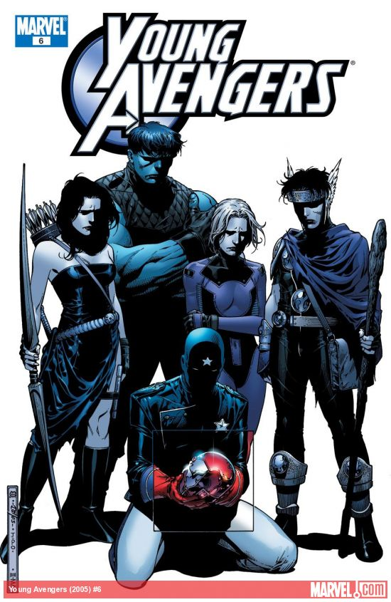 Young Avengers (2005) #6