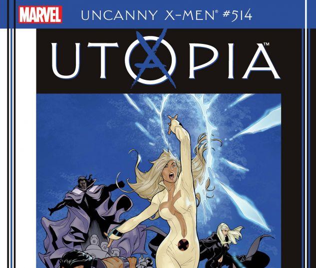Uncanny X-Men (1963) #514