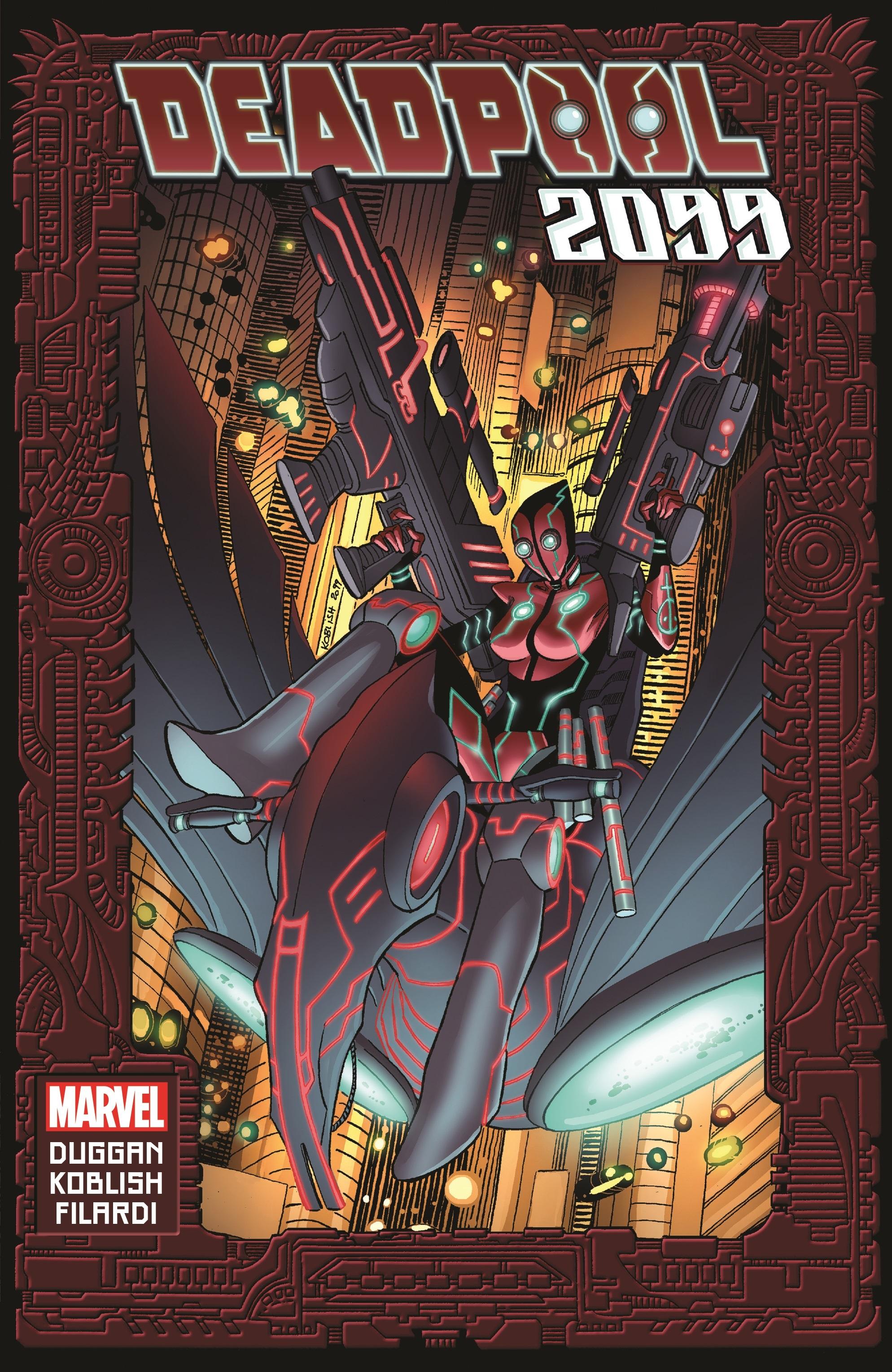 Deadpool 2099 (Trade Paperback)