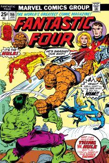 Fantastic Four (1961) #166