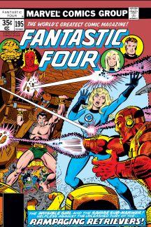 Fantastic Four #195