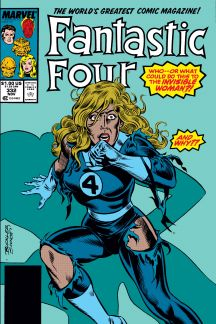 Fantastic Four (1961) #332