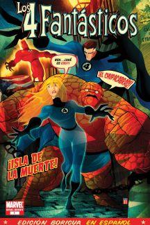Fantastic Four: Isla De La Muerte (Spanish Language Edition) #1