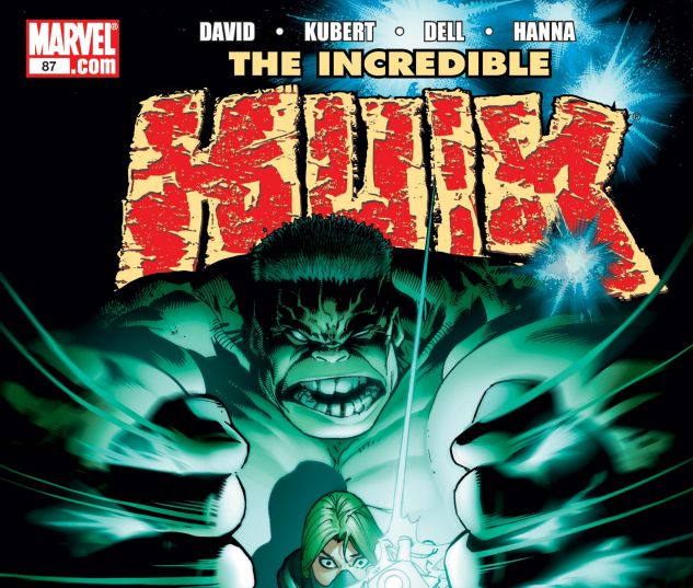 INCREDIBLE HULK (1999) #87