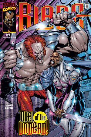Blade: Vampire Hunter #4
