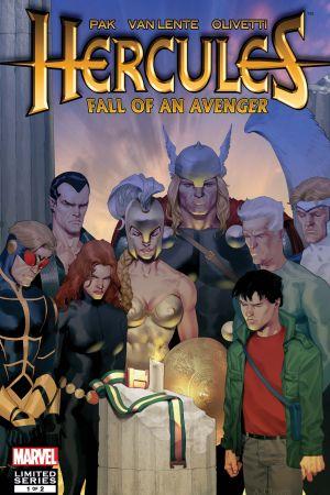Hercules: Fall of an Avenger #1