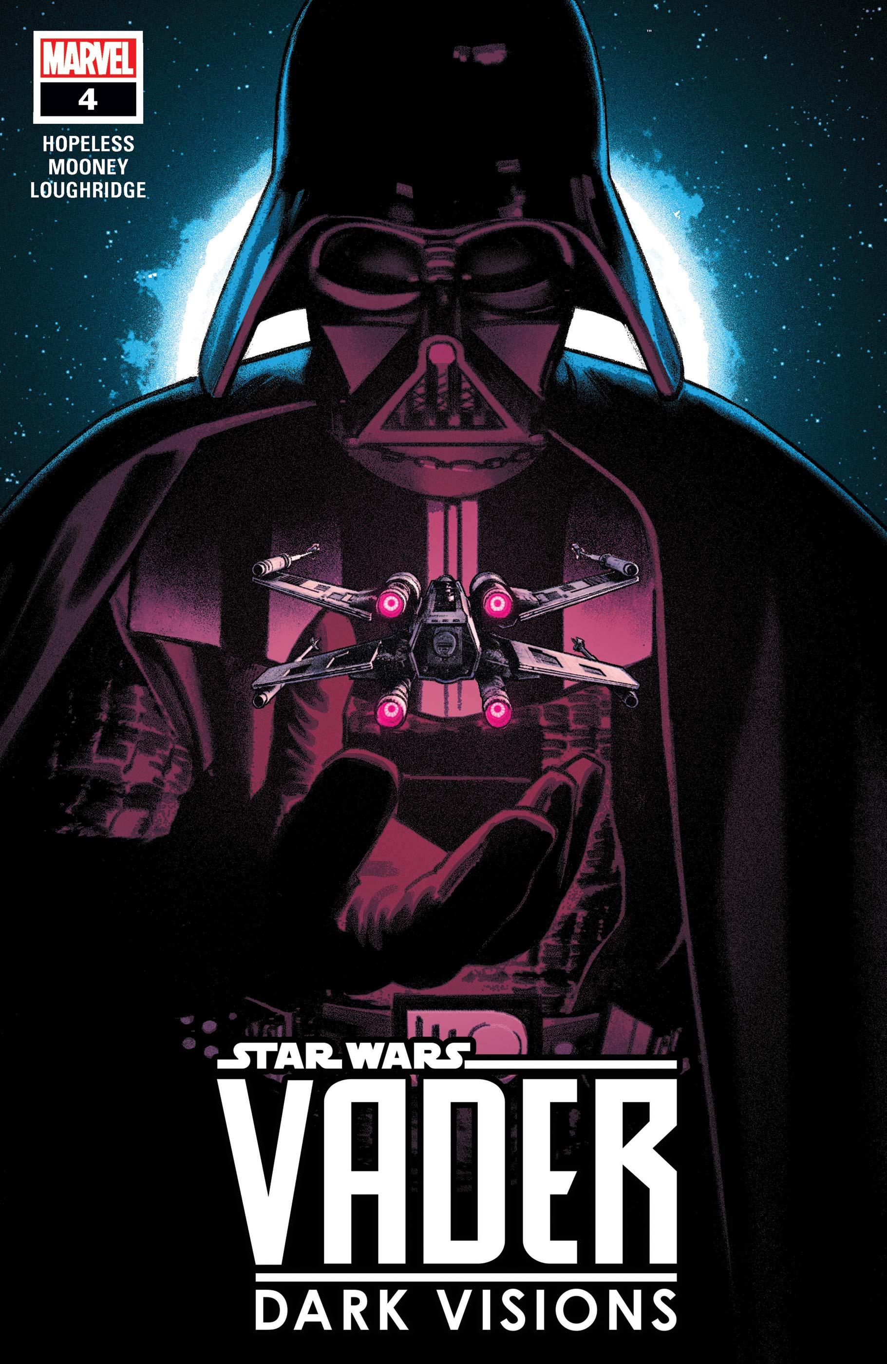 Star Wars: Vader - Dark Visions (2019) #4