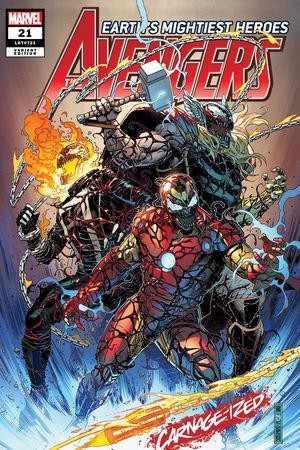 Avengers #21  (Variant)