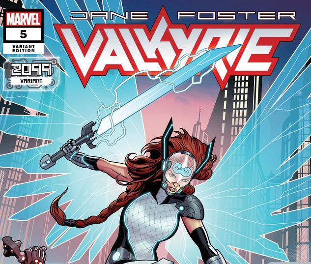 Valkyrie: Jane Foster #5