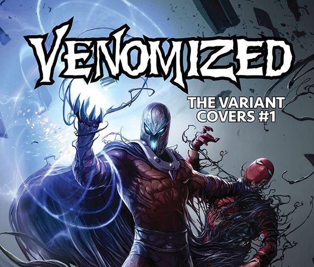 VENOMIZED VILLAIN VARIANTS 1 #1