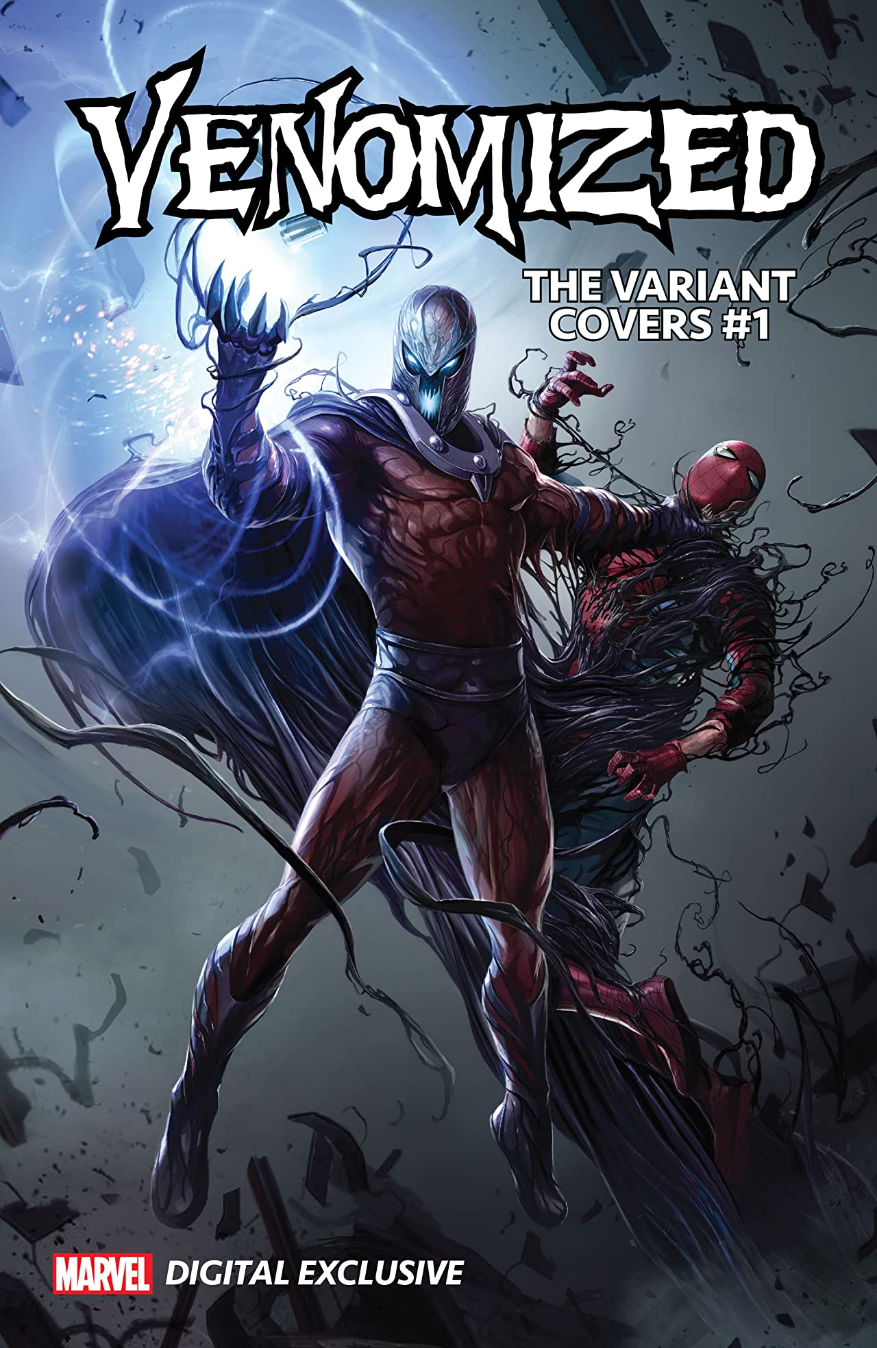 Venomized Villain Variants (2020) #1