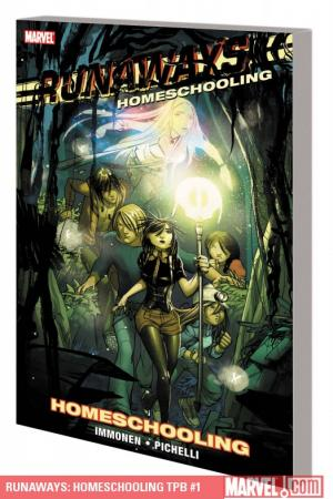 Runaways: Homeschooling (Trade Paperback)