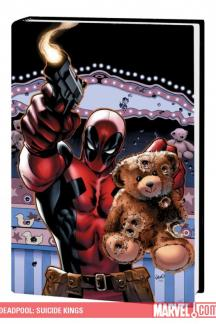 Deadpool: Suicide Kings (Hardcover)