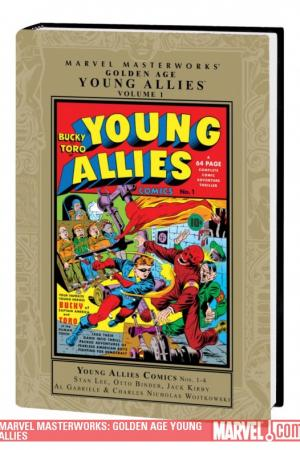 Marvel Masterworks: Golden Age Young Allies Vol. 1 (Hardcover)