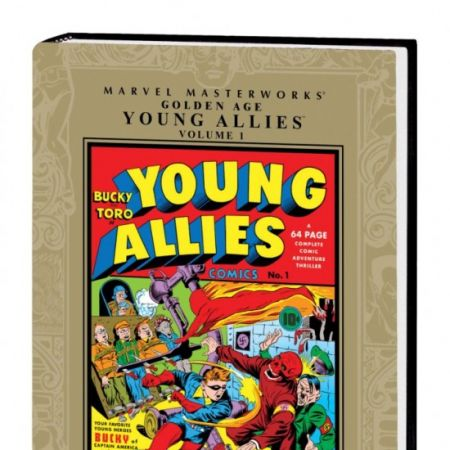 MARVEL MASTERWORKS: GOLDEN AGE YOUNG ALLIES