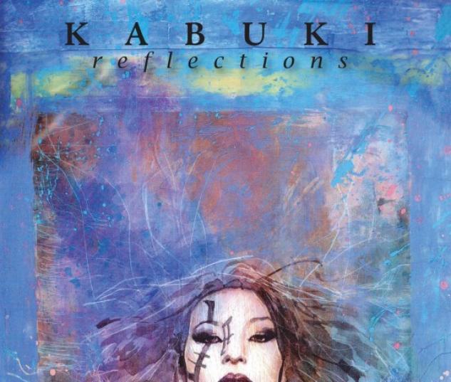 KABUKI REFLECTIONS #14