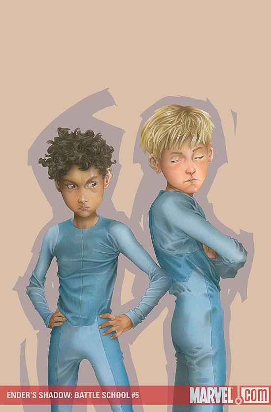 Ender's Shadow: Battle School (2008) #5