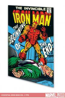 Essential Iron Man Vol. 3 (Trade Paperback)
