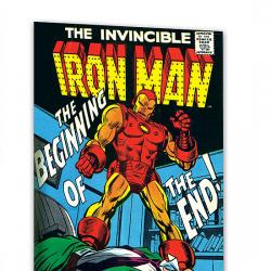 Essential Iron Man Vol. 3