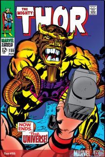 Thor (1966) #155