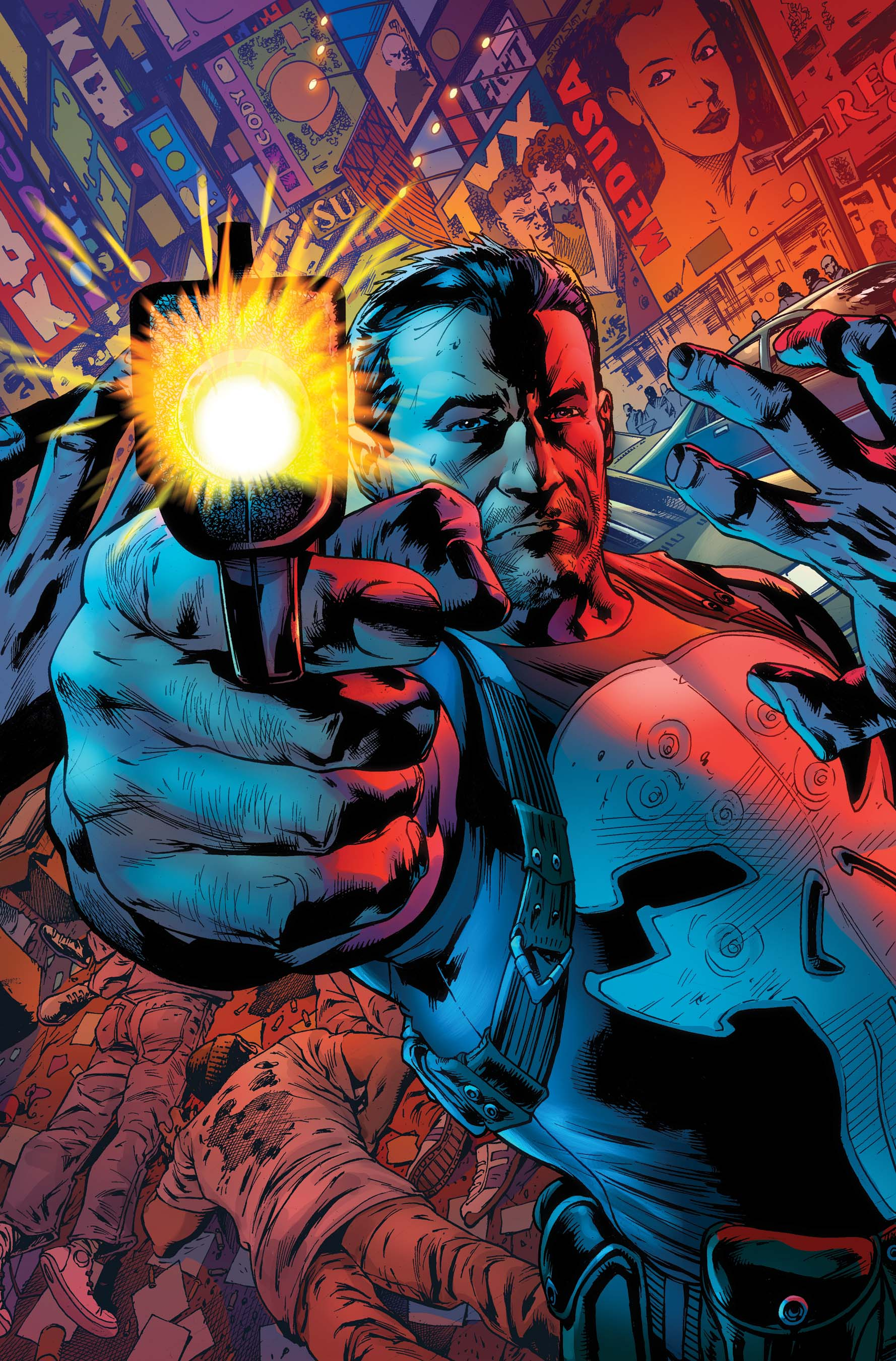 The Punisher (2011) #1