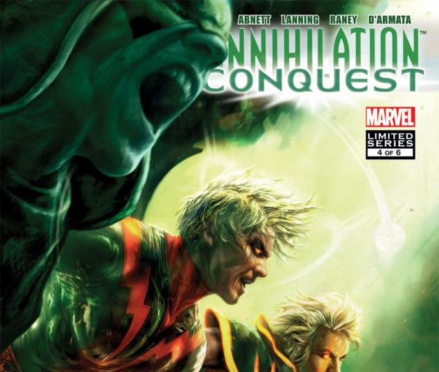 Annihilation: Conquest (2007) #4