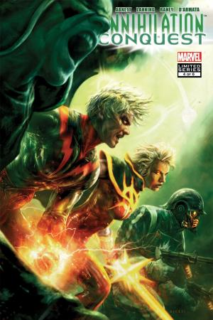 Annihilation: Conquest #4