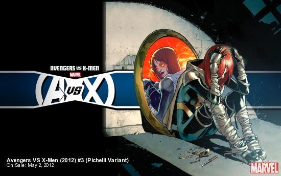 Avengers VS X-Men (2012) #3 (Pichelli Variant)