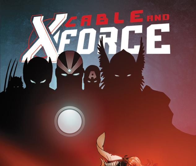 CABLE AND X-FORCE 9 (NOW, WITH DIGITAL CODE)