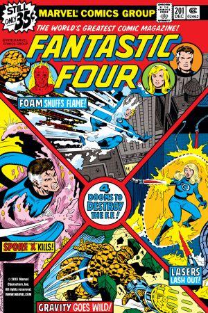 Fantastic Four (1961) #201