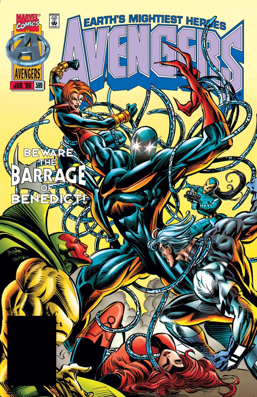 Avengers (1963) #399