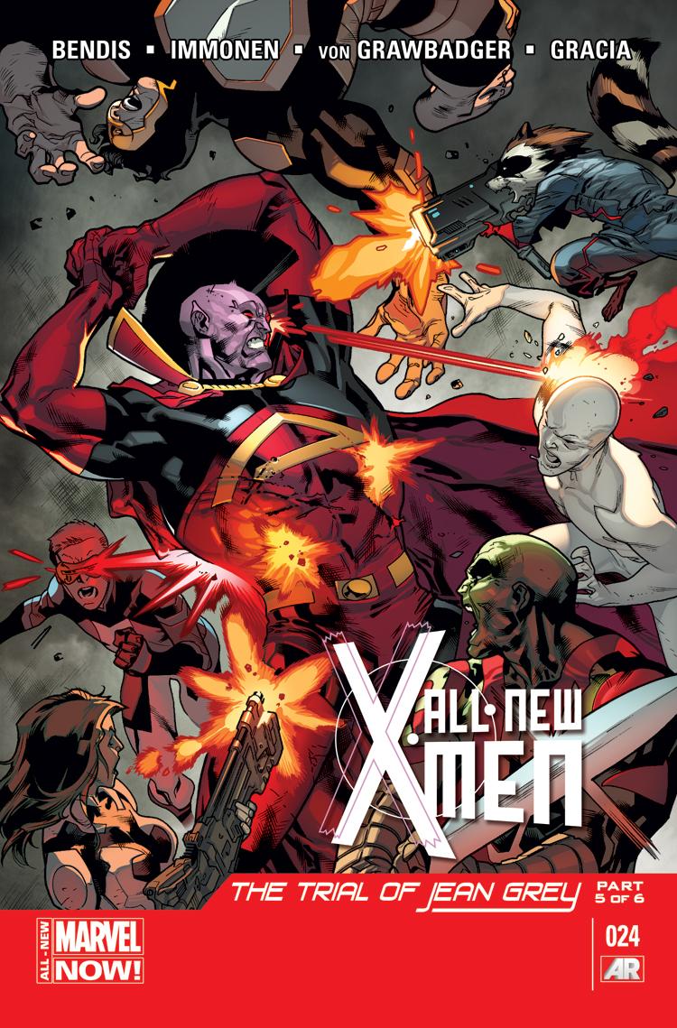All-New X-Men (2012) #24