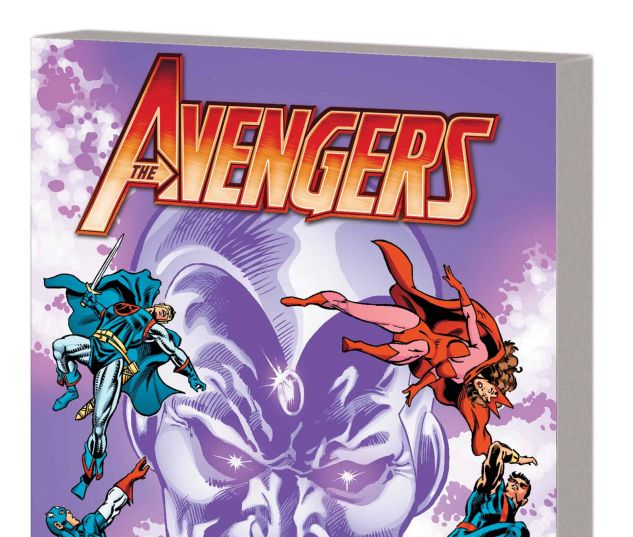 AVENGERS: ABSOLUTE VISION BOOK 2 TPB
