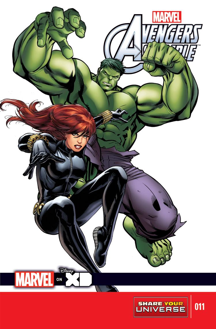 Marvel Universe Avengers Assemble (2013) #11