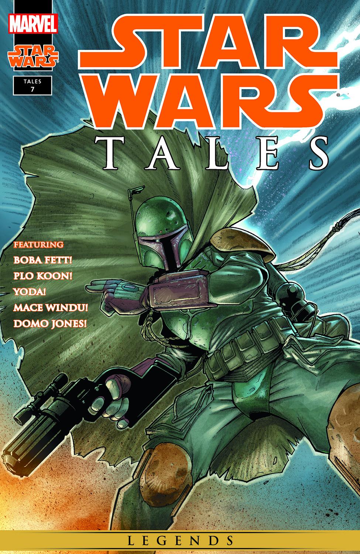 Star Wars Tales (1999) #7